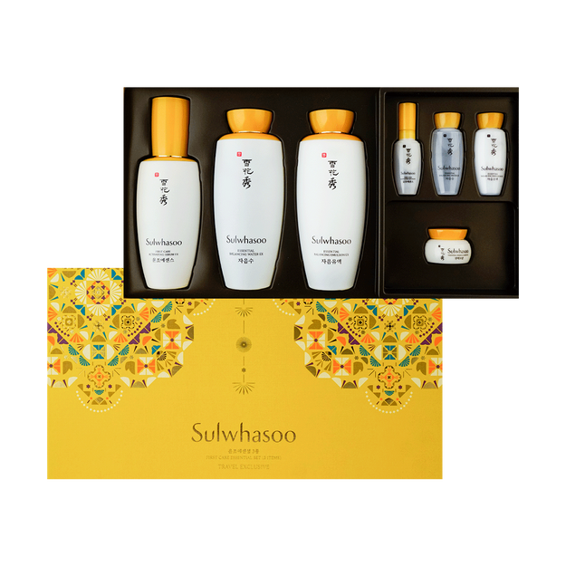 Product Detail - SULWHASOO First Care Essential Set - image 0