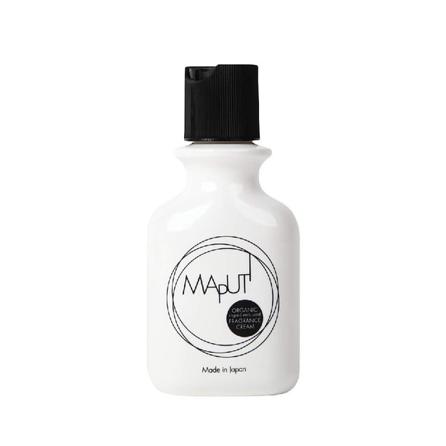 Product Detail - MAPUTI Organic Fragrance White Cream 100ml - image 0