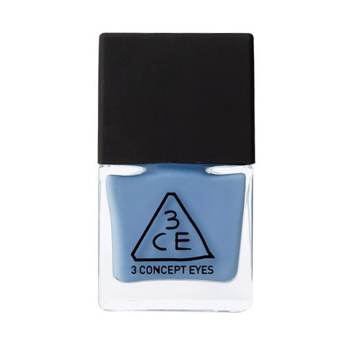 3CE Nail Lacquer BL10 Faded Soft Blue