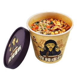 MANTONGXIANG SPICY GLASS NOODLE 125g