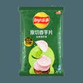 LAY'S乐事 香芋片 沁雪青柠味 60g