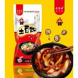金高丽 东北 香辣土豆粉 ( 内含料包 ) 240g