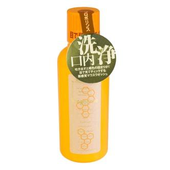 日本PROPOLINSE比那氏 口腔清洗蜂膠漱漱口水 450ml