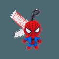 名创优品Miniso 漫威系列公仔挂件 #蜘蛛侠