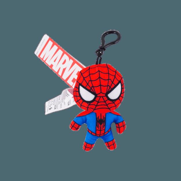 商品详情 - 名创优品Miniso 漫威系列公仔挂件 #蜘蛛侠 - image  0