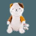 名创优品Miniso 猫咪系列 坐姿毛绒公仔