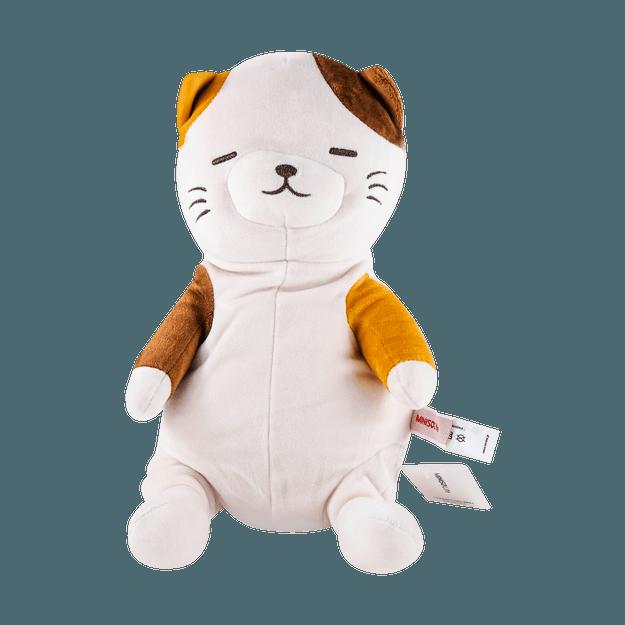 商品详情 - 名创优品Miniso 猫咪系列 坐姿毛绒公仔 - image  0