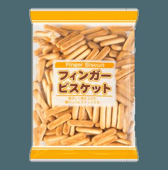 日本三矢制果 手指饼干 180g