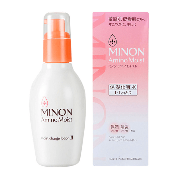Product Detail - Minon Acid No. 2 Toner Moisturizing and Repairing Sensitive Moisturizing Toner 150ml - image 0