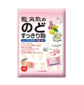 RYUKAKUSAN Throat Refreshing Herbal Drops Peach Flavor 15 Drops