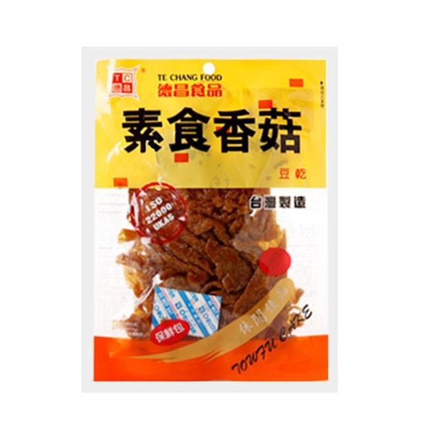商品详情 - 台湾德昌食品 素食香菇豆干 115g - image  0