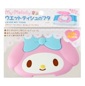 LEC My Melody Sanrio Reusable Baby Wipe Lid 1pc