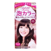 KAO LIESE PRETTIA Bubble Hair Dye #Cocoa Brown 1Set