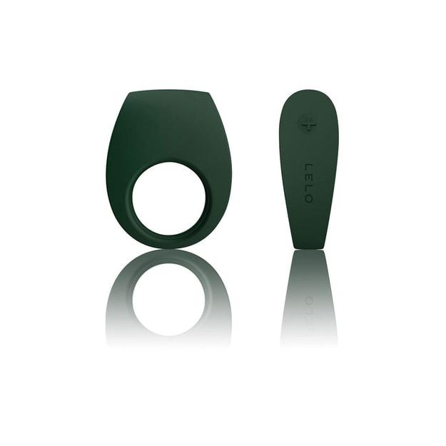 商品详情 - 瑞典 LELO TOR 2 二代托尔男女共用高潮锁精阴茎震动环 #绿色 - image  0