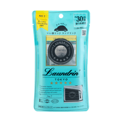 LAUNDRIN' AC Air Freshener for Car No.7 1pc