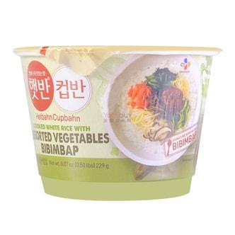 韩国CJ希杰 韩式BIBIMBAP拌饭 韩式杂菜味 229g