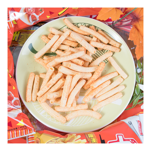 CADINA Texas Fries Tomato Flavor 168g