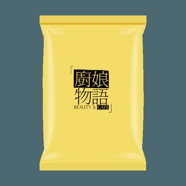 商品详情 - 厨娘物语 秋冬清火必备毛根竹蔗水汤料包 296g - image  0