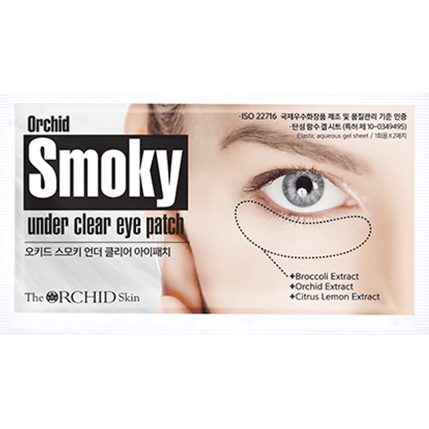 Product Detail - THE ORCHID Smoky Under Youth Eye Patch  Box 60 Pairs - image 0