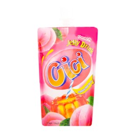 CICI Jelly Drink Peach Flavor 150g
