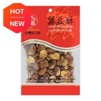 台湾九福 新正点 蚕豆酥 160g