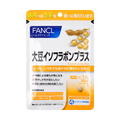 FANCL Soy Isoflavone Plus and Silky veil 30 days 30 tablets