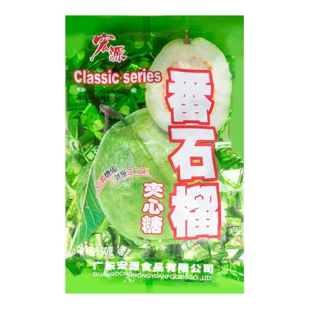 商品详情 - 宏源 番石榴夹心糖 350g - image  0