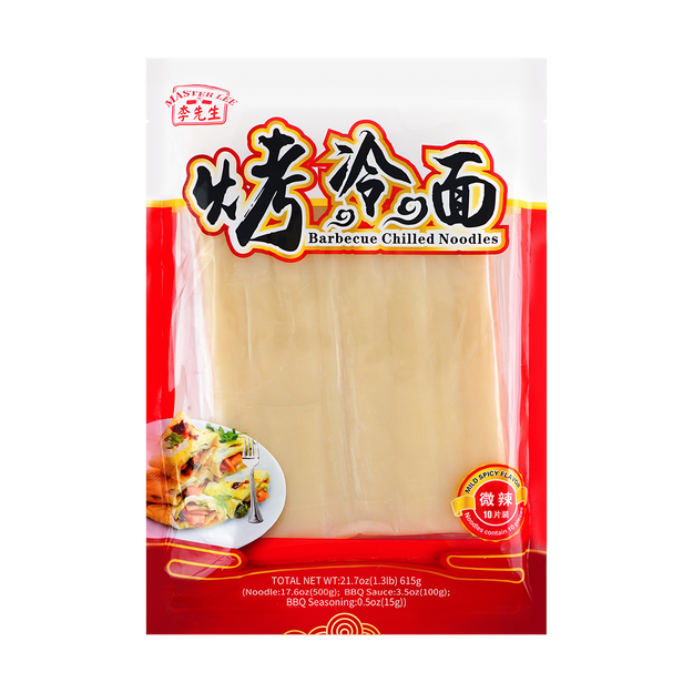 Product Detail - Mr. Lee Baked Cold Noodle 615g - image 0