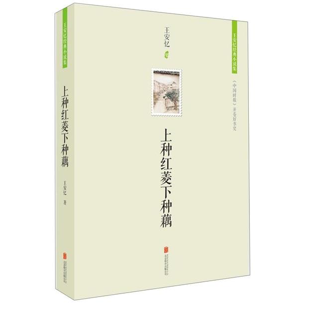 商品详情 - 王安忆经典小说集:上种红菱下种藕 - image  0