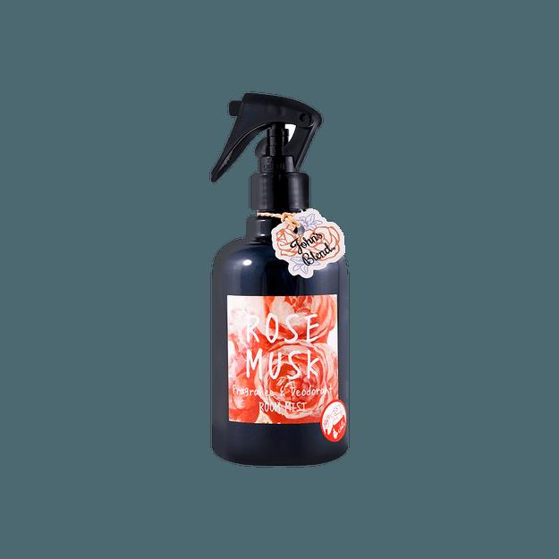 商品详情 - 【限定香味】日本JOHN\'S BLEND 房间芳香喷雾 #玫瑰麝香 280ml  - image  0