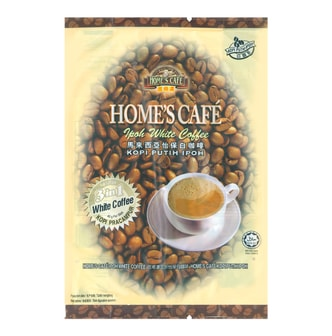 HOME'S CAFE 3In1 White coffee 40g*15Sticks