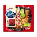 【日本直邮】 日本明星食品  日本超有名辛面屋轮监制 宫崎辛辣锅拉面汤底带速食面 1包装