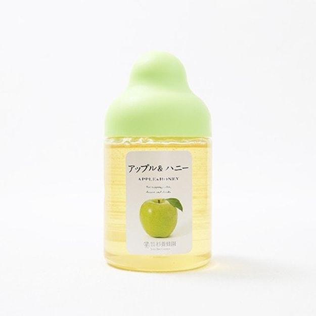 商品详情 - DHL直发【日本直邮】日本杉养蜂园 青苹果蜂蜜 300g 日本国宝级蜂蜜 - image  0