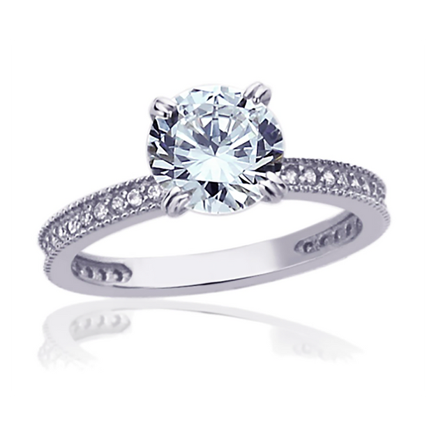 Product Detail - JDREY 14K Solitaire Engagement Ring 1 Piece - image 0