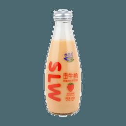 水恋湾 风味牛奶饮品 草莓 210ml