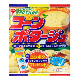 RISKA Corn Potage Snack 75g