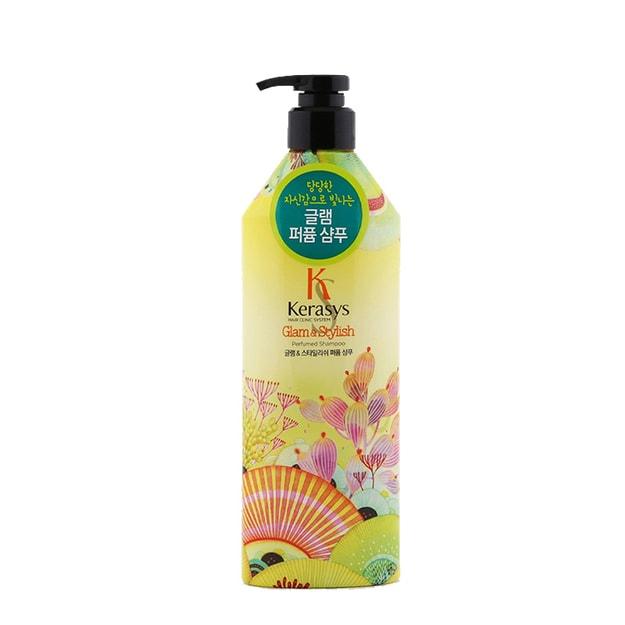 Product Detail - AEKYUNG KERASYS Glam&Stylish Perfumed Shampoo 600ml - image 0