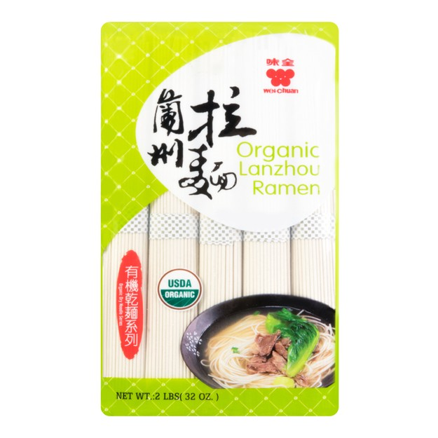 Product Detail - WEI CHUAN Organic Lanzhou Ramen 907g - image 0
