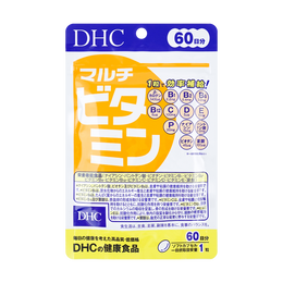 DHC Multivitamin 60 Tables