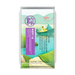 ONETANG Purple Rice Dumplings with Chestnuts 3pc 300g