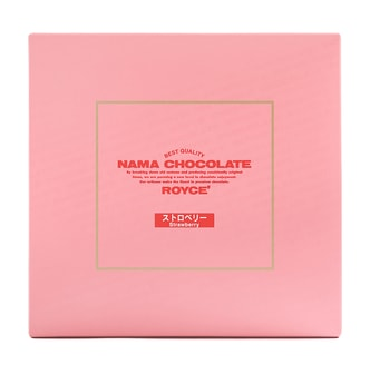 ROYCE Strawberry Flavor Fresh Chocolate 20pices