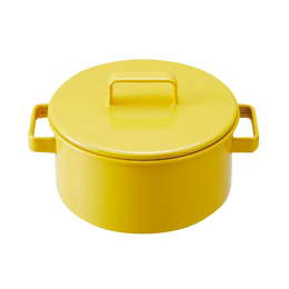 FUJIHORO||活力每日黄色炖锅||20cm 1个
