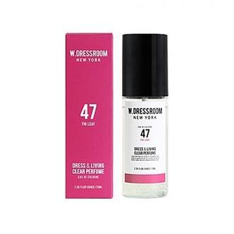 W.DRESSROOM Dress & Living Clear Perfume No.47 (Fig Leaf) 70ml