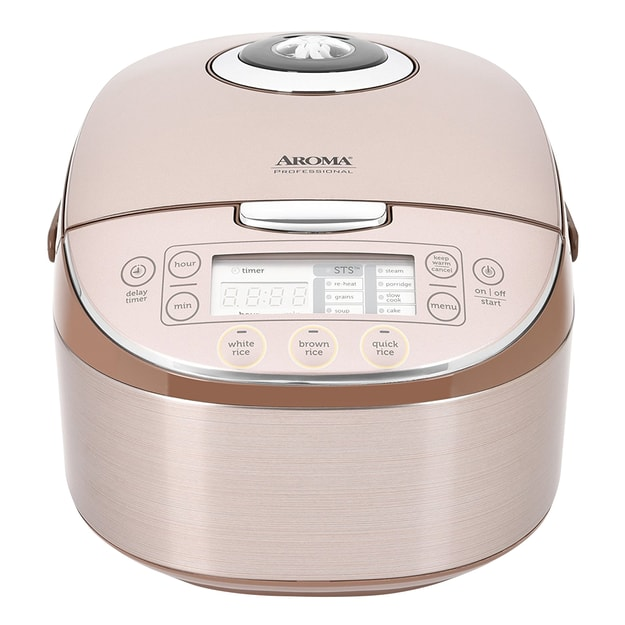 Product Detail - AROMA Digital Turbo Convection Multi-Function Rice Cooker Food Steamer 16 Cups Cooked Rice MTC-8008 (with Delay Timer) - image 0