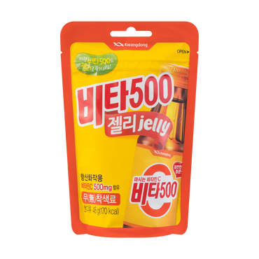 Vita500 Vitamin C Jelly 48g