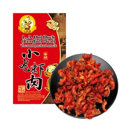 LA HOT DUCK Vacuum Packed Snack Caryfish Meat 220g