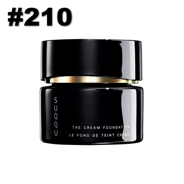 Product Detail - SUQQU The Cream Foundation 210 30g - image  0