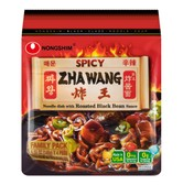 NONGSHIM Spicy Zha Wang Instant Noodles 4 packs 480g