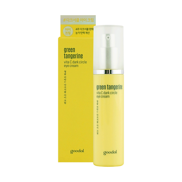Product Detail - GOODAL Green Tangerine Vita C Dark Circle Eye Cream 30ml - image 0