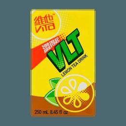 香港VITA维他 柠檬茶  250ml